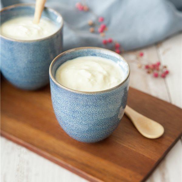 Aliño vegano de yogur y tahini con limón