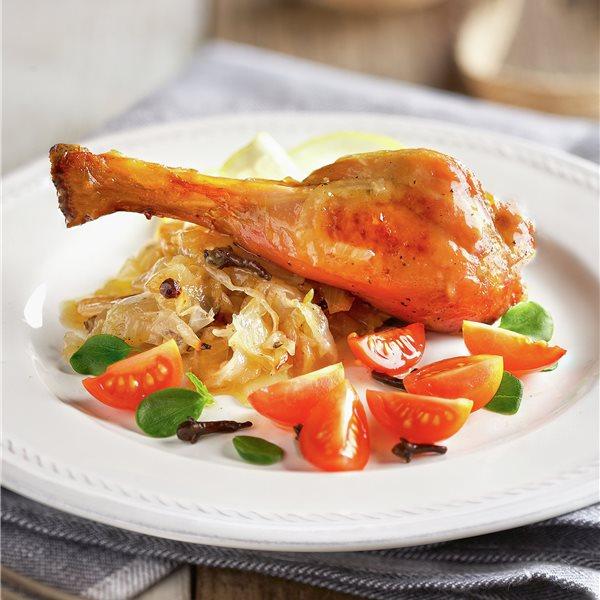 Muslitos de pollo al horno con especias