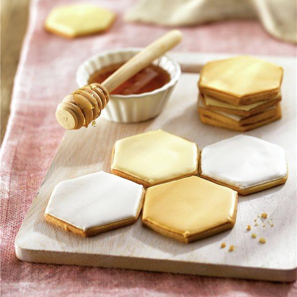 Panales de mantequilla y miel