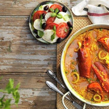 Recetas de arroz caldoso