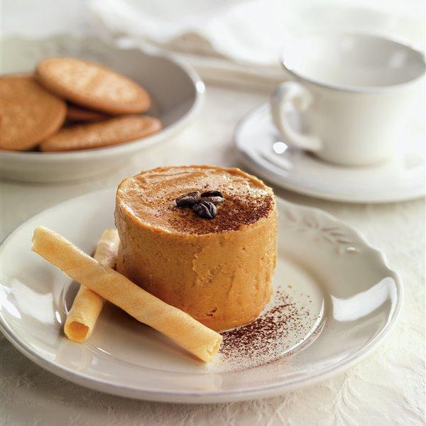 Tarta de galletas y moka