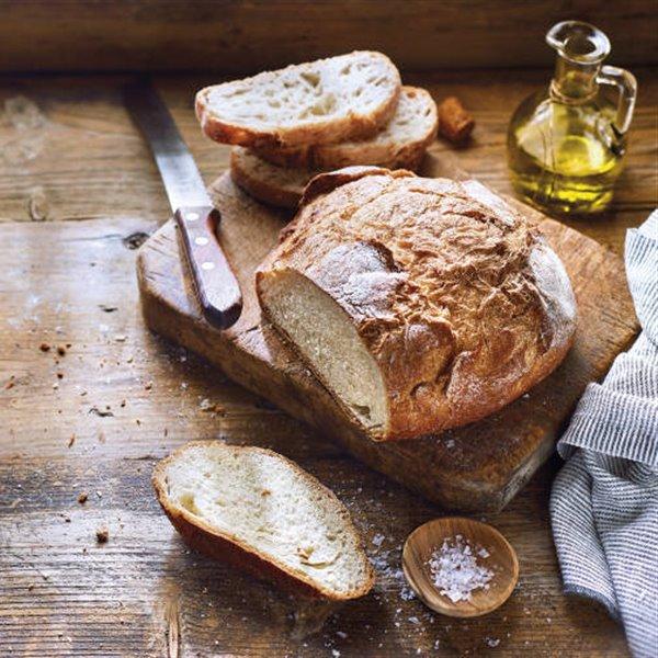 Pan de pueblo casero