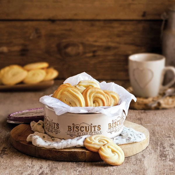 Butter cookies danesas