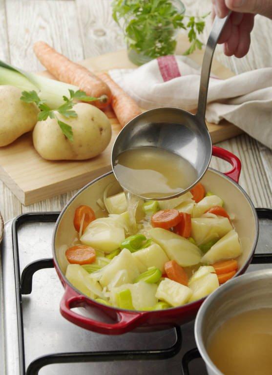 3. Cocina las verduras