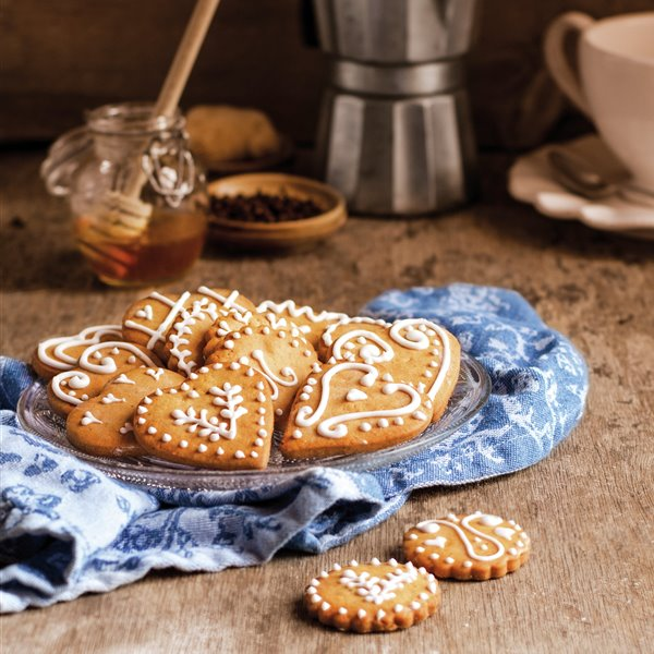 Pepparkakor: las galletas de jengibre suecas