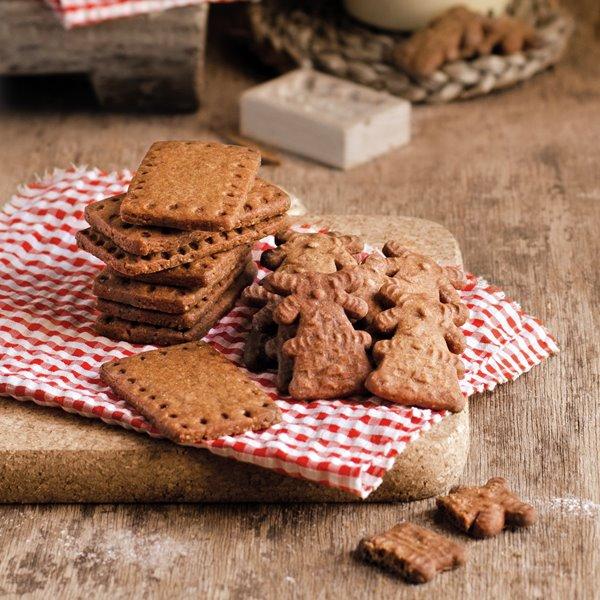 Speculoos, las galletas navideñas belgas