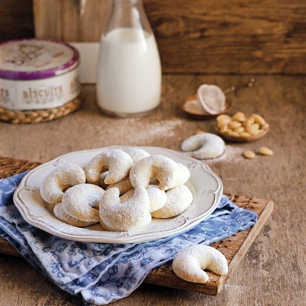 Vanillekipferl, las galletas navideñas austriacas
