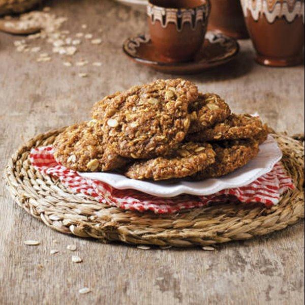 Anzacs: las galletas de avena australianas