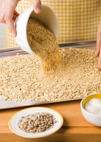 1. Mezcla los ingredientes