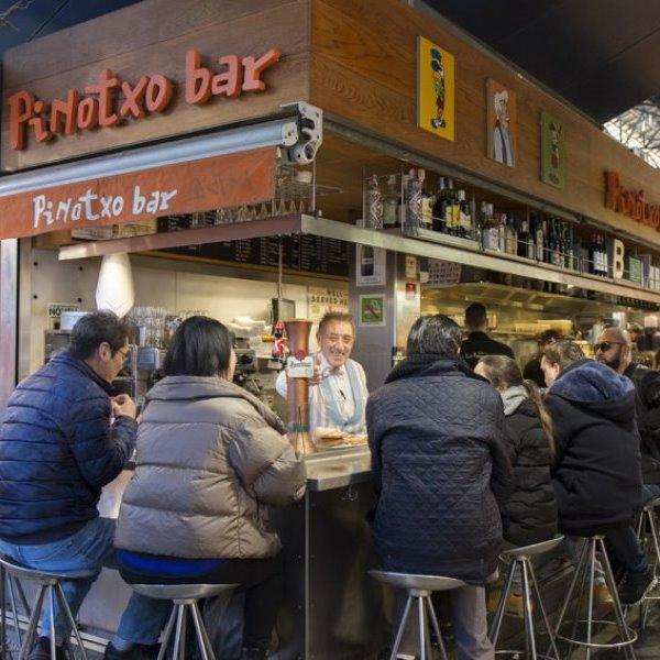 Los mejores bares de mercado donde quedarse a comer