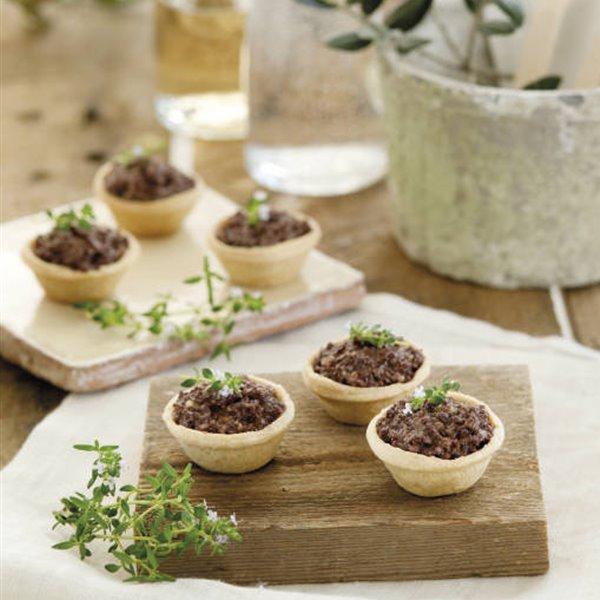 Tartaleta de olivada