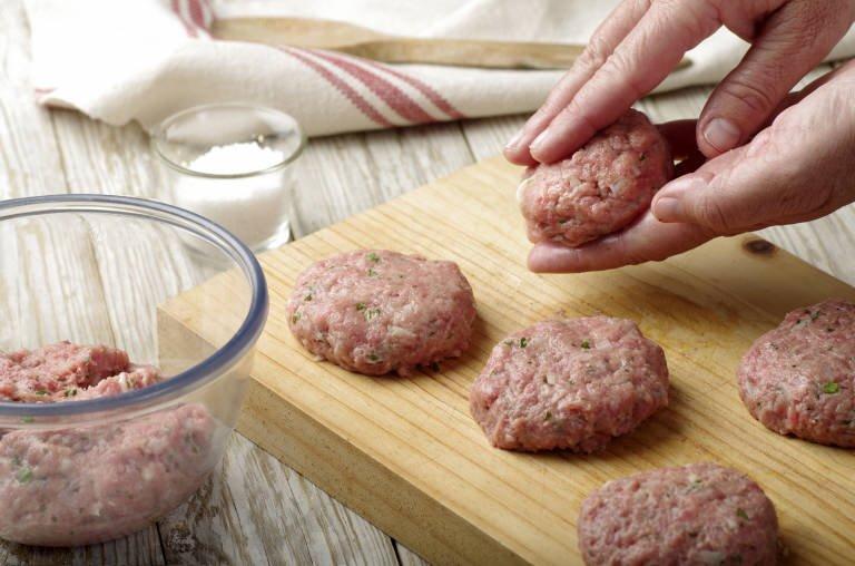 Cómo hacer hamburguesas