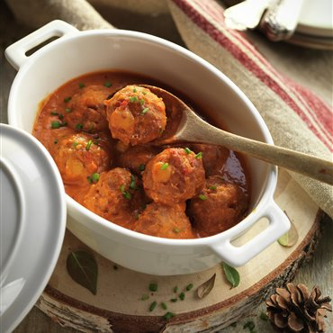 Recetas de albóndigas en salsa