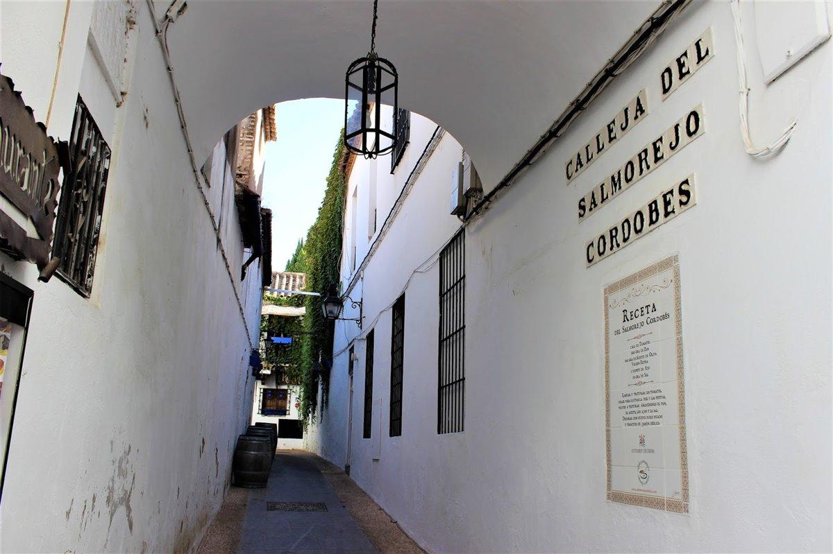 Calle del salmorejo