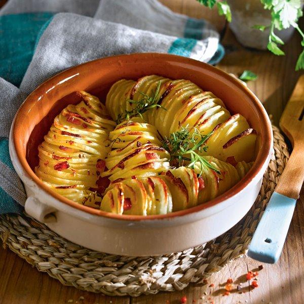 Cómo preparar patatas asadas perfectas en el horno
