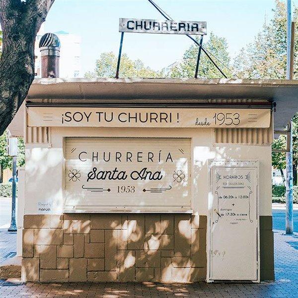 Ruta por las mejores churrerías de España