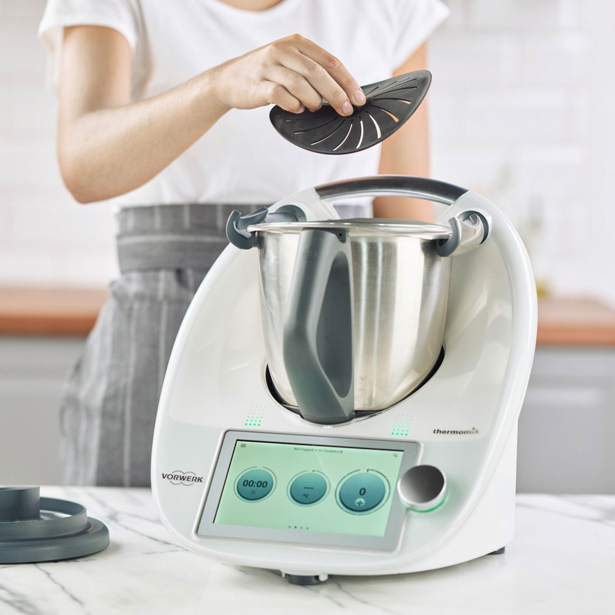 Robots de cocina. Thermomix