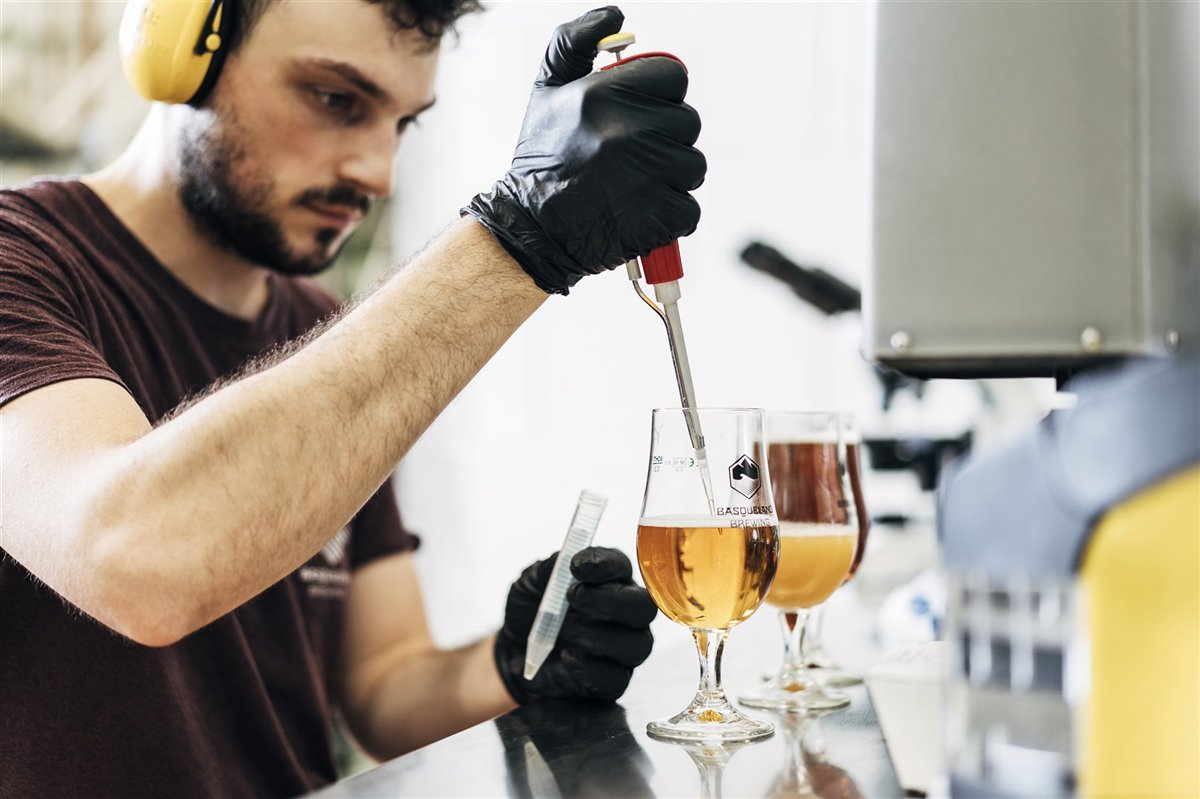 Técnicas de cerveza artesana