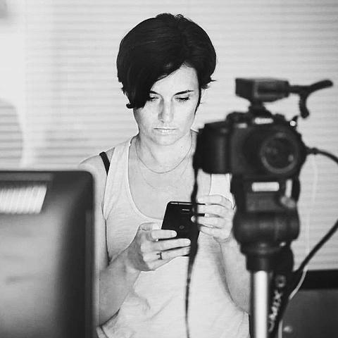 Emma García, fotógrafa y autora de videorecetas