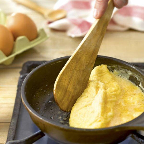 Tortilla francesa nivel principiante: la receta básica