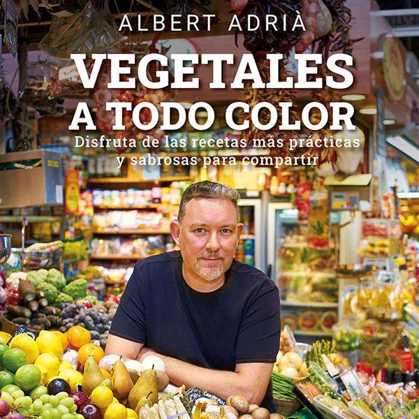 Gana un ejemplar firmado del nuevo recetario de Albert Adrià