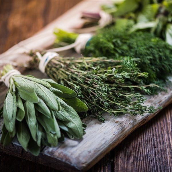 Cómo cocinar con hierbas aromáticas frescas