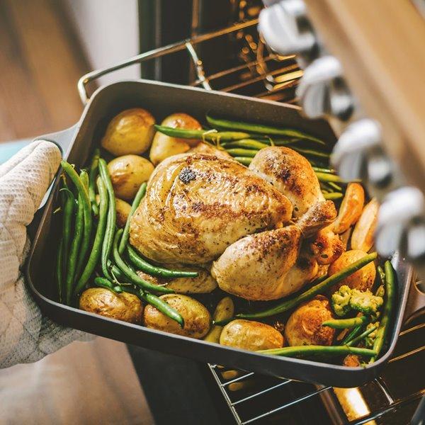 Cómo cocinar en el horno