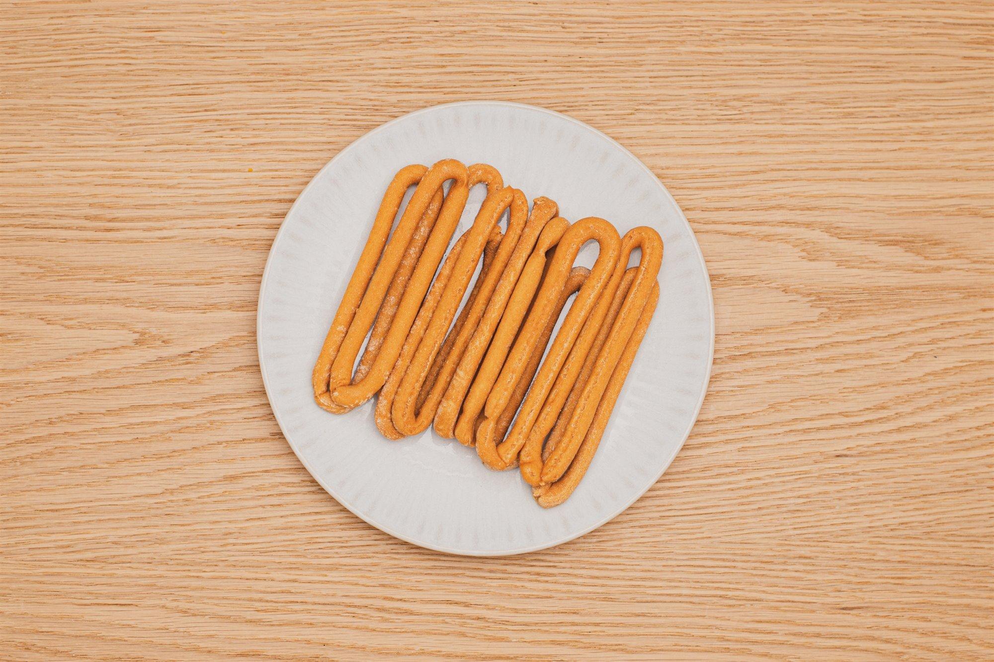 9. Ten a mano los roscos de pan
