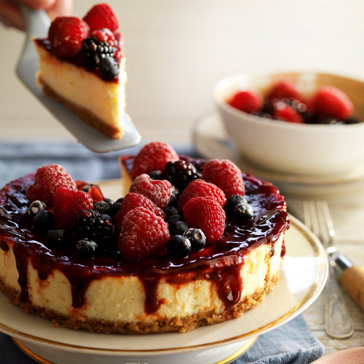 New York Cheesecake Tarta de Queso