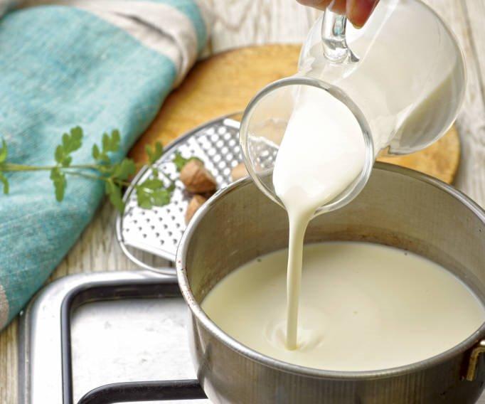 Hervir la nata y la leche Lecturas