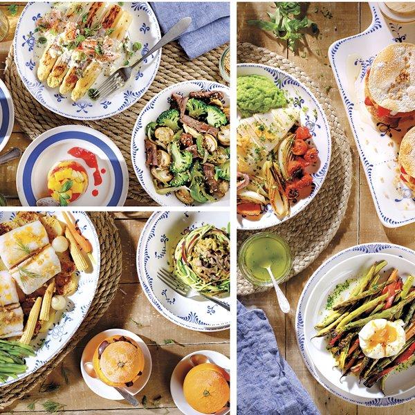 3 menús para despedir el verano