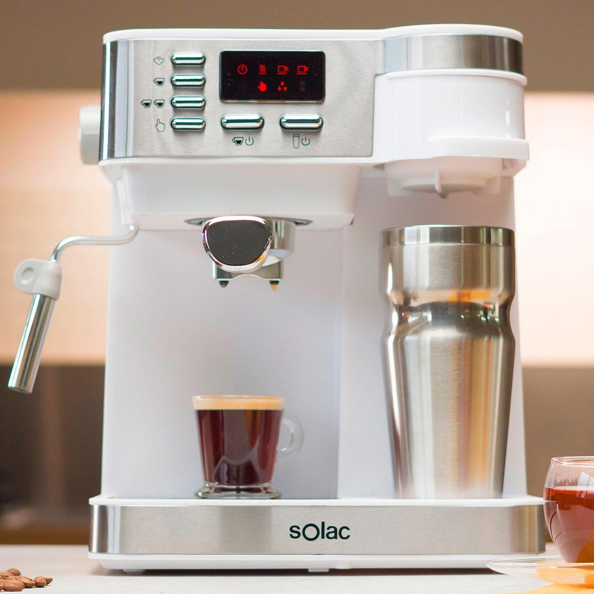 Cafetera Solac ok