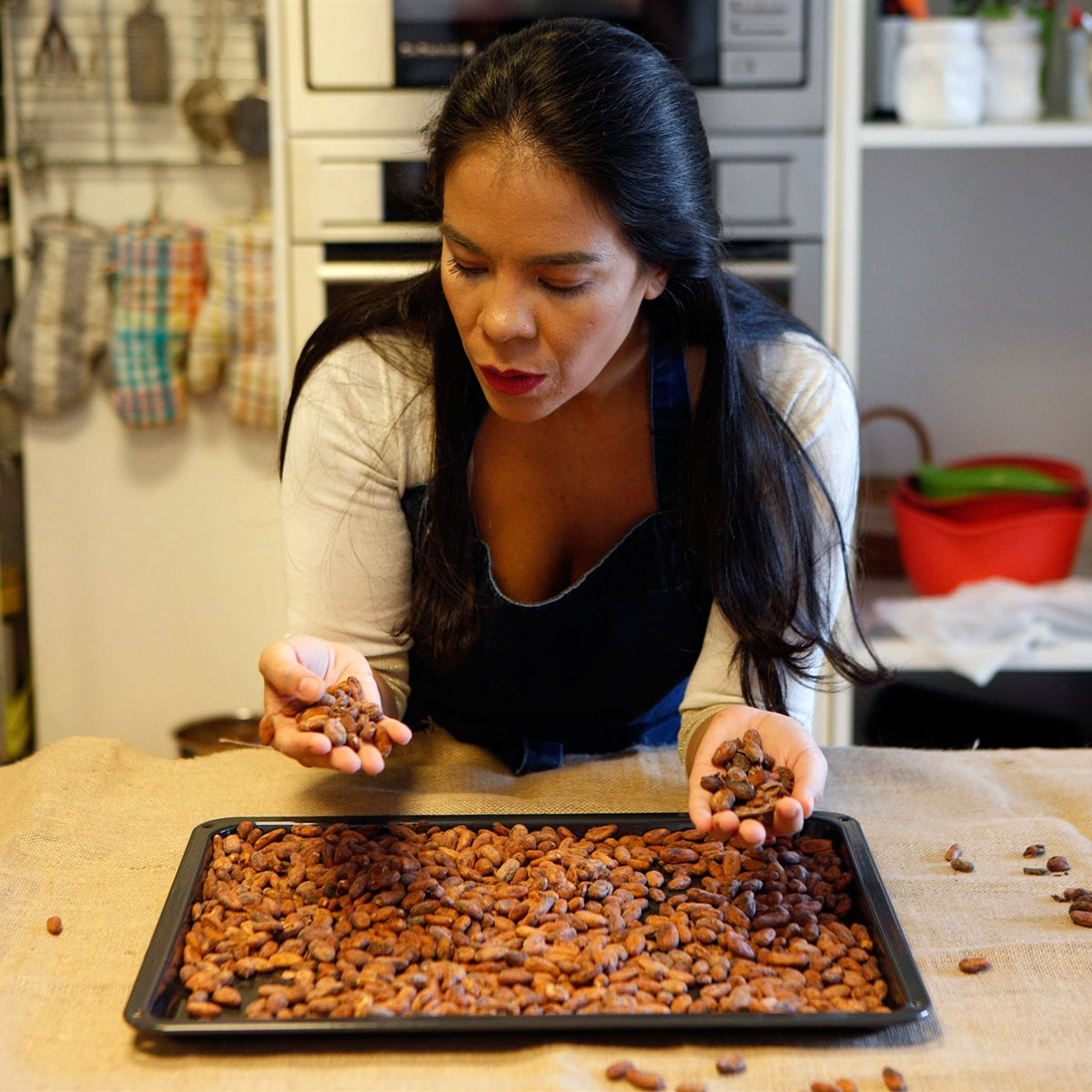 Escuela de Chocolate Helen López