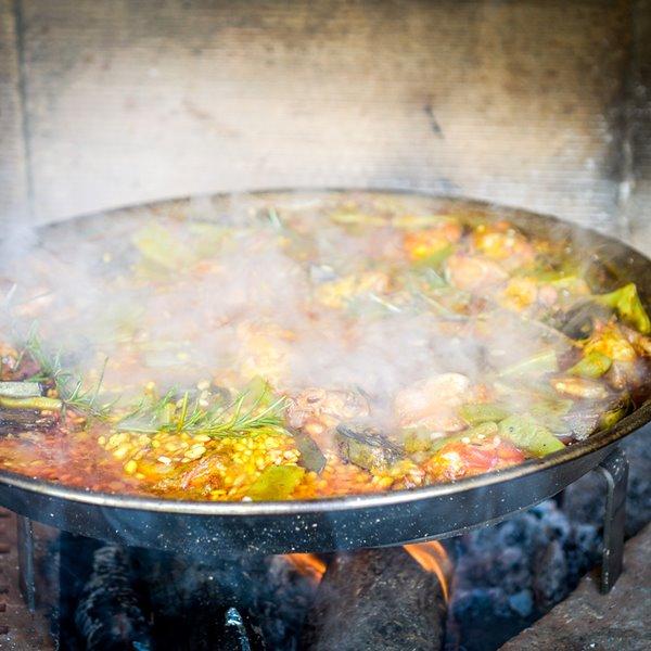 La mejor paella del mundo se cocina en un restaurante de Madrid según los propios valencianos