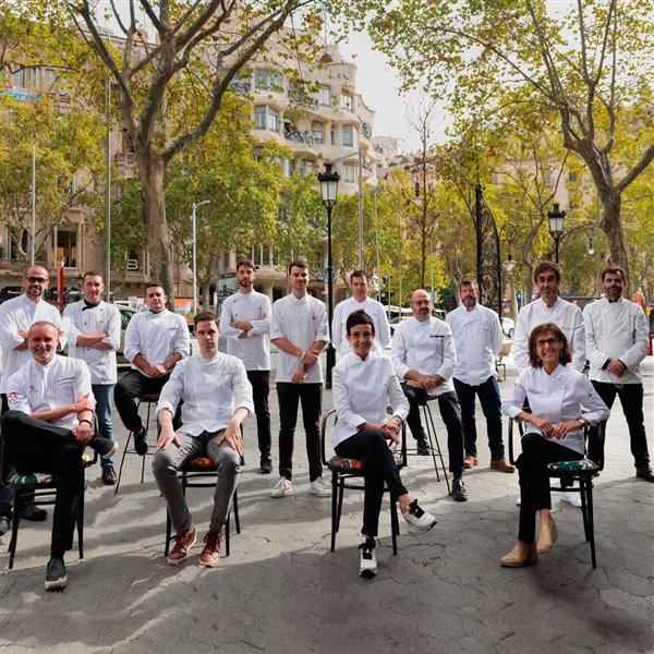 Los chefs te invitan a degustar sus platos en el corazón de Barcelona
