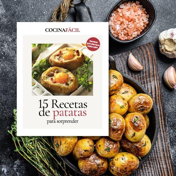 15 recetas con patatas para sorprender (33 páginas)