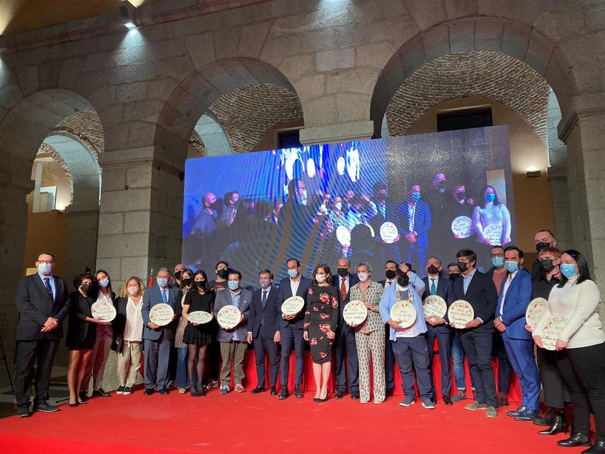 Premios Academia de Madrid