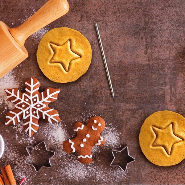 Cómo hacer las galletas Dalgona de la serie El Juego del Calamar